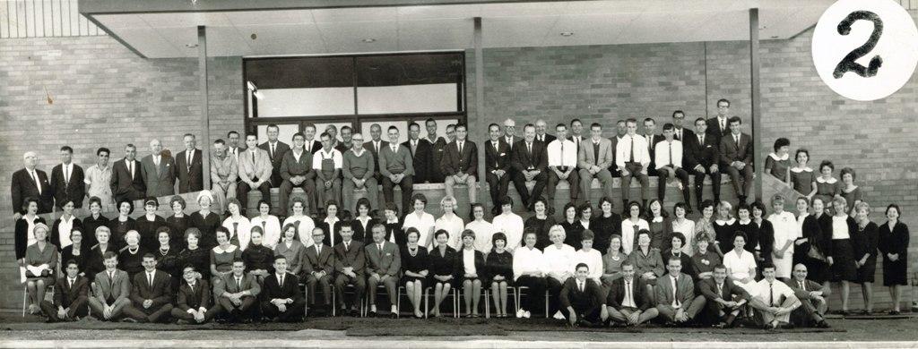 Western Stores Orange staff pic 1966 c small file