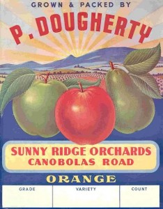 Label orchard