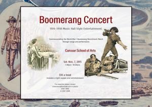 151019mh boomerang concert Carcoar 7th Nov