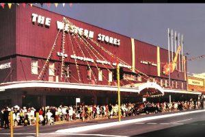 Western Stores Orange
